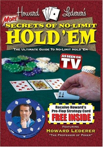 - More Secrets of No Limit Hold 'Em