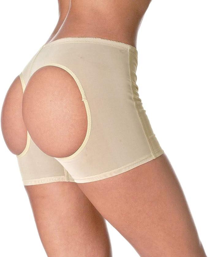 Booty REGGISENO INVISIBILE LIFT Butt Lifter Shaper Panty Pancia Controllo Pantaloncini da bambino