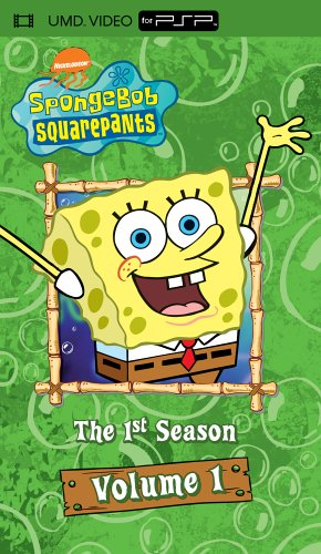 Spongebob Squarepants - Volume 1 [UMD for PSP]