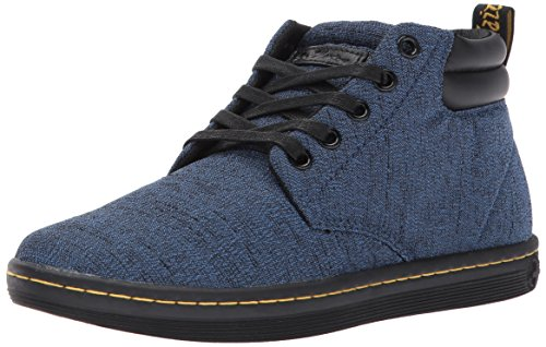 Dr. Martens Womens Belmont Blue Fashion Boot Indigo