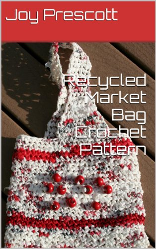 Recycled Market Bag Crochet Pattern