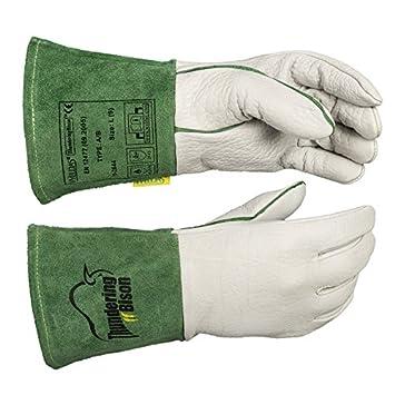 moderne Techniken online zu verkaufen aliexpress Handschuh - WIG Bison Gr. M Weldas: Amazon.de: Baumarkt