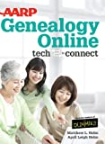 img - for AARP Genealogy Online Tech To Connect book / textbook / text book