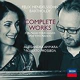 Musiche Complete Pianoforte a 4 Mani E 2 Pianoforti