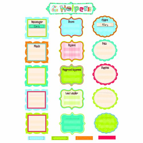 Creative Teaching Press Our Class Helpers Mini Bulletin Board Set (6967)