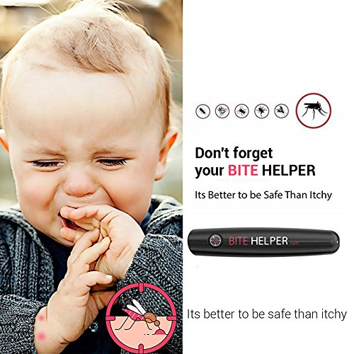 AUKUK Bite Helper, Anti Itch Bite Helper Mosquito Reliever Bite Helper Itching Relieve Pen for Child Adult Face Body Home Outdoor Travel Wild, Camping Mosquito Bites Itch Relief Solution by AUKUK (Image #7)