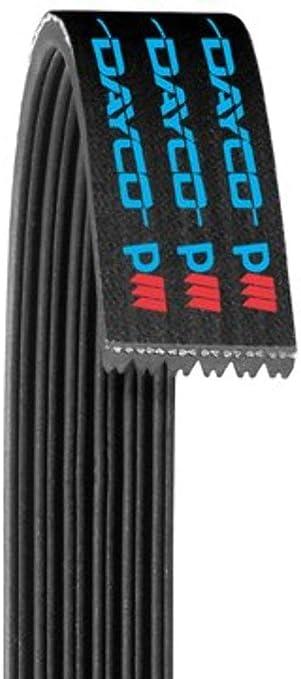Dayco 6PK2195 Poly Rib Belt