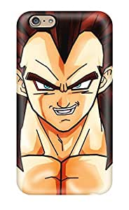 Hot Vegeta Ssj First Grade Tpu Phone Case For Iphone 6 Case Cover