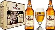 Kit Paulistania - 2 gfas 600 ml Marco Zero + 1 Copo 300 ml Paulistânia 600Ml