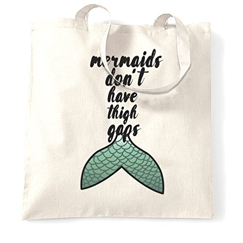 Don't Size Mermaids Body Bag Thigh One Positivity White Have Tote White Gaps wCwItfAq