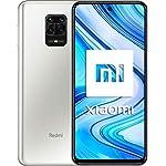 Xiaomi-Redmi-Note-9-Pro-Smartphone-667-DotDisplay-6GB-64GB-64MP-AI-Quad-Camera-5020mAh-typ-NFC-Glacier-White-Versione-globale