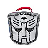 Transformers Figural Insulated Lunch Box