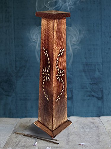 Indian Elephant Incense Holder - 7