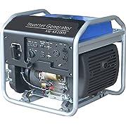 SILENT CHOICE 2000W Open Frame 4-Stroke Emergency Gasoline Protable Inverter Generator
