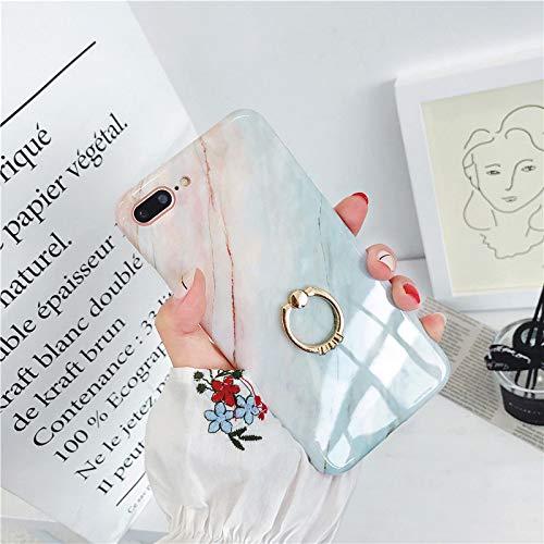 Amazon.com: Fitted Cases - Luxury Rhinestone Marble Phone ...