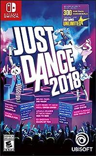 Just Dance 2018 - Switch (B071G1H9GR)   Amazon price tracker / tracking, Amazon price history charts, Amazon price watches, Amazon price drop alerts