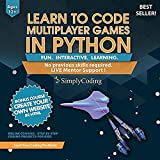 Software : Simply Coding for Kids: Learn to Code Python Multiplayer Adventure Games - Video Game Design Coding Software - Computer Programming for Kids, Ages 12-18, (PC, Mac Compatible)