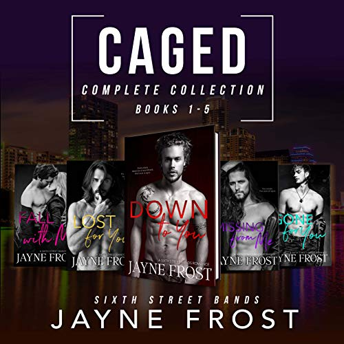 Caged Collection: Sixth Street Bands (Books 1-5) ()