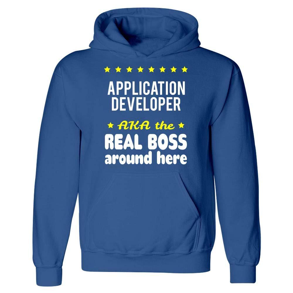 Hoodie Application Developer AKA The Real Boss Around Here