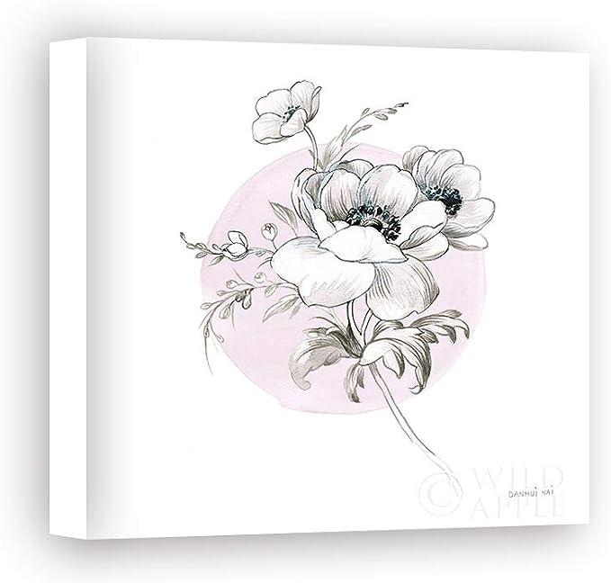 Impresión sobre Lienzo Wall Art NAI Danhui Sketchbook Garden IV: Amazon.es: Hogar