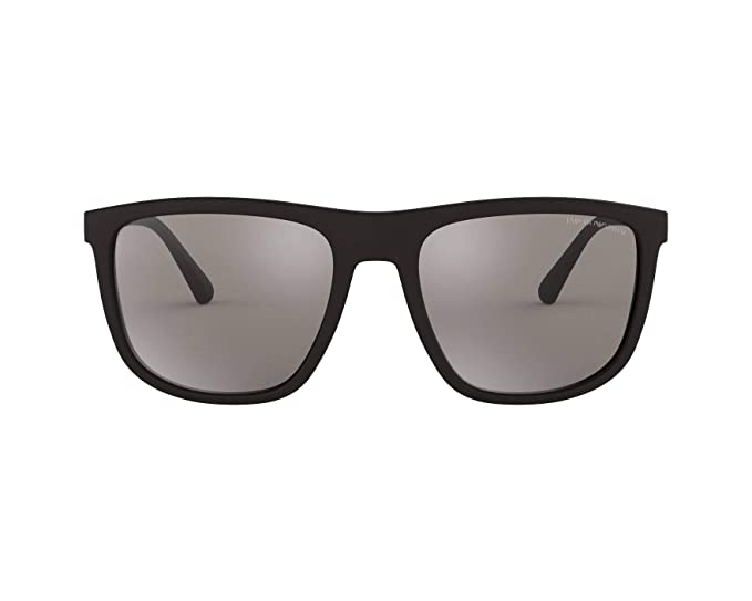 Emporio Armani 0EA4124, Gafas de Sol para Hombre, Matte ...
