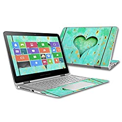 MightySkins Protective Vinyl Skin Decal for HP Spectre x360 13.3