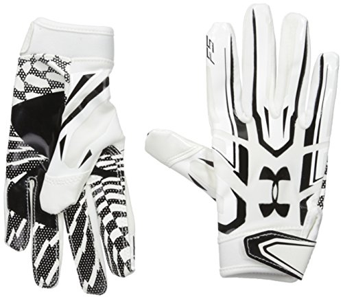 Under Armour Boys Youth Pee Wee F5 Football Gloves