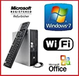 HP DC7800 INTEL DUAL CORE 2 DUO TOWER 8GB RAM 500GB HDD WINDOWS 7 WIFI DESKTOP + MS OFFICE