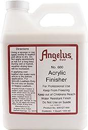 Angelus Brand No. 600 Acrylic Finisher (1 Quart)