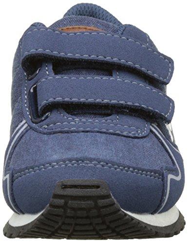 Levis Stanford Velcro, Zapatillas Niños Azul (Navy)
