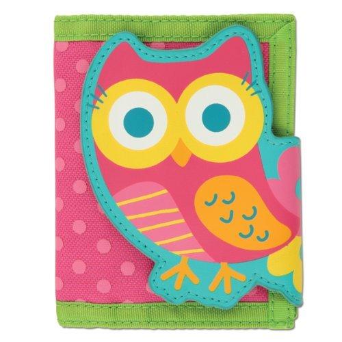 Stephen Joseph Teal Owl Wallet by Stephen Joseph