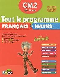 Francais, Math avec Arthur : CM2, 10-11 ans