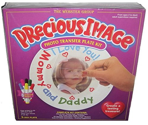 Precious Image Photo Transfer Plate Kit Webster Group