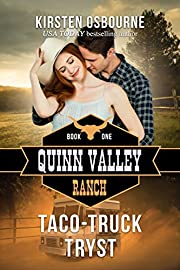 Taco-Truck Tryst (Quinn Valley Ranch Book 1)