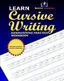 Learn Cursive Writing: Handwriting Practice Workbook