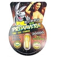 New Burro En Primavera 200K (8 Pills) All Natural Male Enhancement Sex Pills