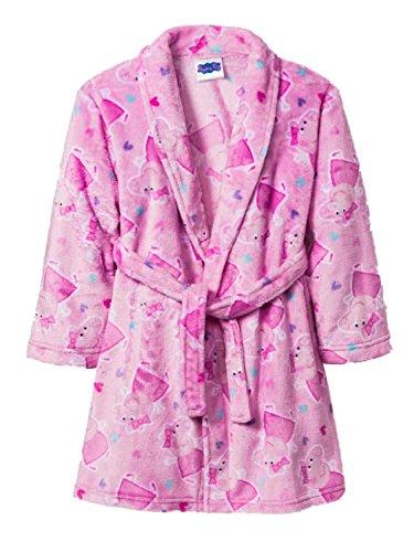 Toddler Fleece Peppa Pig Housecoat