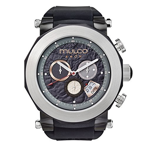 Mulco Eros MW3-14027-024 Black (Eros Mens Watch)