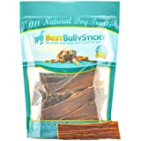 Best Bully Sticks 6-inch Joint Jerky Dog Treats (25 Pack) All Natural Beef Dog Treats