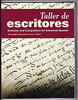 Taller de escritores supersite vhl 9781617671012 amazon books taller de escritores student edition with supersite code fandeluxe Images