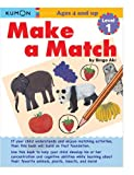 Make a Match 1, Kumon Publishing, 1935800248