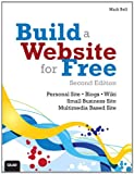 Build a Website for Free, Mark Bell, 0789747189
