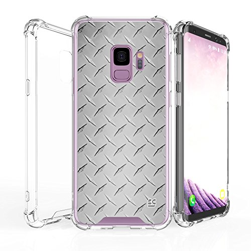Galaxy S9 Case, AquaFlex transparent Clear Hybrid...