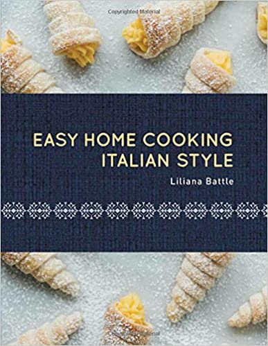 Easy Home Cooking-Italian Style