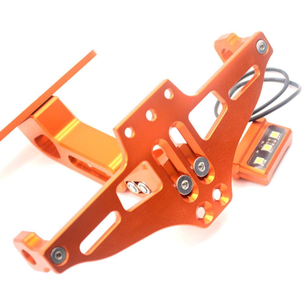 RONSHIN parte automatica Manubrio universale da 22 mm barra trasversale regolabile Bright red impugnatura per moto Manubrio rinforzo in lega di alluminio rinforzato