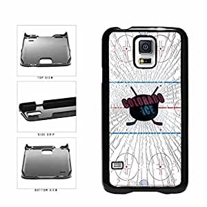 Avalanche Ice Plastic Phone Case Back Cover Samsung Galaxy S5 I9600