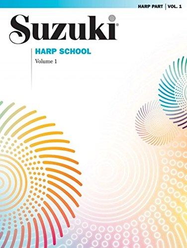 Suzuki Harp School, Vol 1: Harp ()