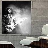 Mural Poster Prince Rock Pop Musician 40x44 In (100x111 Cm) Adhesive Vinyl Part 47