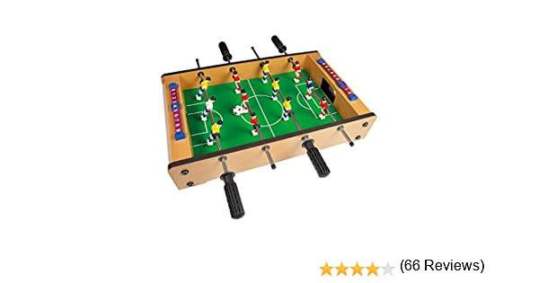 Global Gizmos Table Top Football Foosball Game by Global Gizmos ...