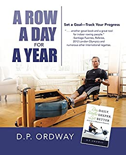 A row a day for a year set a goal track your progress kindle a row a day for a year set a goaltrack your progress by fandeluxe Gallery